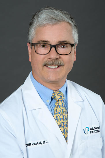 Dr. James Clifton Vestal Urologist