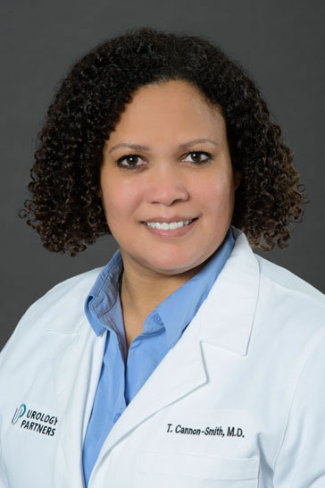 Tracy W. Cannon-Smith, MD, FPMRS